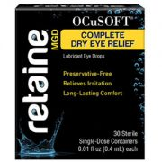 RETAINE MGD Ophthalmic Emulsion 30 count box