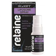 Retaine Liposome Spray box and bottle