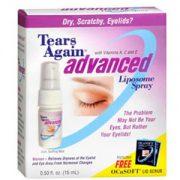 Tears Again Advanced Liposome Spray box