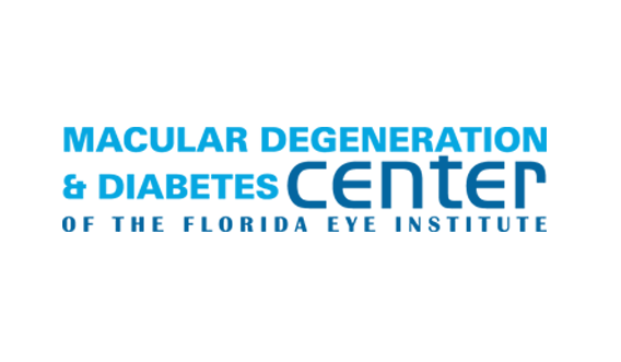 macular degeneration and diabetes center logo