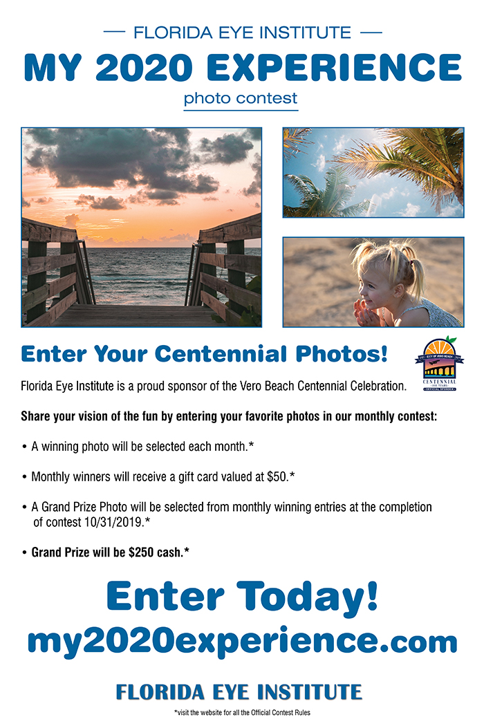 Vero Centennial Photo Contest